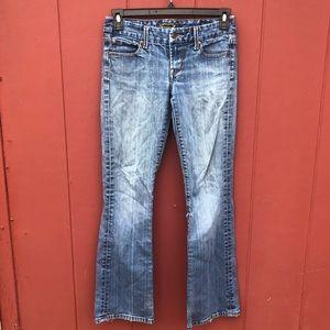 Seven7 Denim Boot Cut Jeans size 26